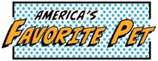 America's Favorite Pet Logo