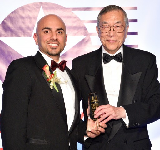 Nima Baiati Recognized Among 2017 Outstanding 50 Asian Americans in Business