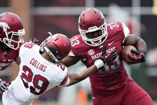 NFL Draft Bible Scouting Report: Jeremy Sprinkle, TE, Arkansas per NFL Draft Bible