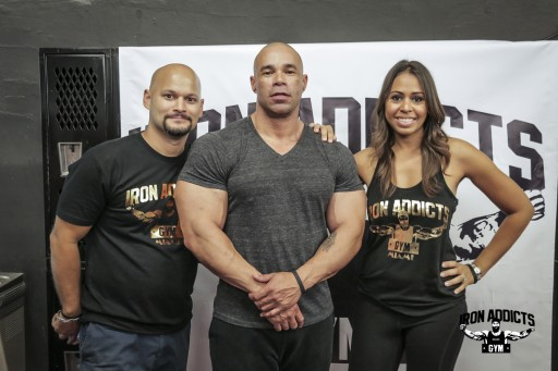 Miami Iron Addicts Gym Owner Richard Rodriguez Launches His Online Coaching Site