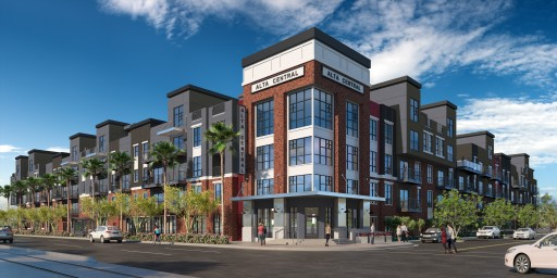 Wood Partners Announces Grand Opening of Alta Central