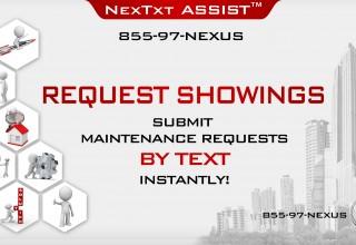 Nexus Property Management™, Nexus TxtAssist™