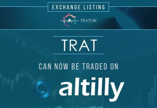 Tratok lists on Altilly