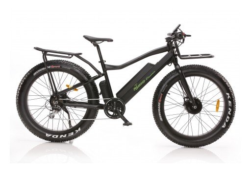 No Limits for AWD Motorino Off-Road E-Bike