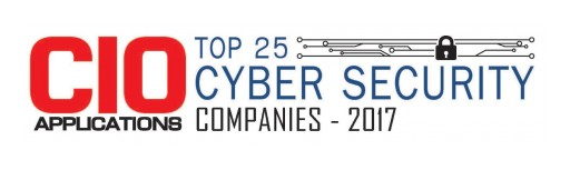 SnoopWall Named One of the Top 25 Cyber Security Companies for 2017