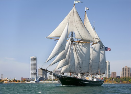 Tall Ships Erie Announces First Ship