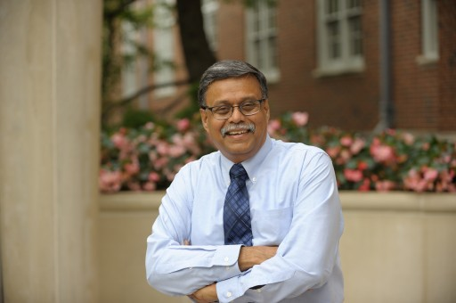 Gies College of Business Honors Seshadri With Alan J. and Joyce D. Baltz Professorship