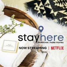 'Stay Here' Netflix Vacation Rental Series