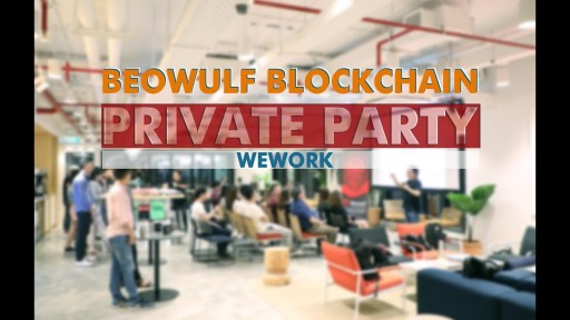 Beowulf Blockchain Private Party - August 24, 2019