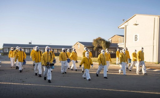 Church of Scientology: Service to South Africa in the First 100 Days of the Coronavirus Pandemic