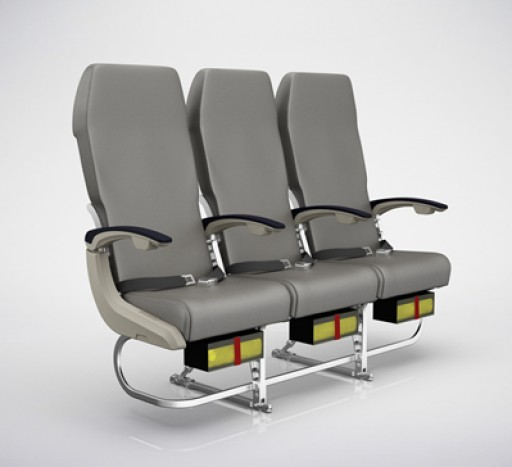 PAX2GO Selects Zodiac Seats U.S.' Z100 Seat for Narrow Body Aircraft