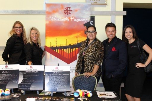 Wavelengths Recovery Sponsors 'Chasing the Dragon - Opioid Awareness Community Event'