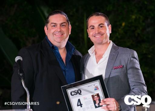 Scorpion Computer Services' Walter O'Brien Wins C-Suite Quarterly Visionary Award