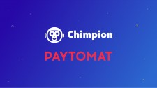 Chimpion and Paytomat Logos