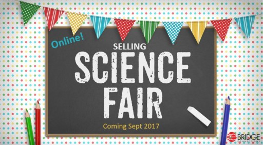 eBridge Connections Set to Host First-Ever Online Selling Science Fair This September 20th, 2017