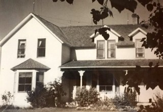 Bergquist House 1930's