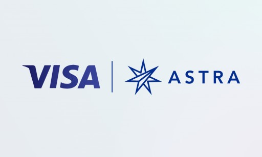 Astra Joins Visa's Fintech Fast Track Program in the U.S.
