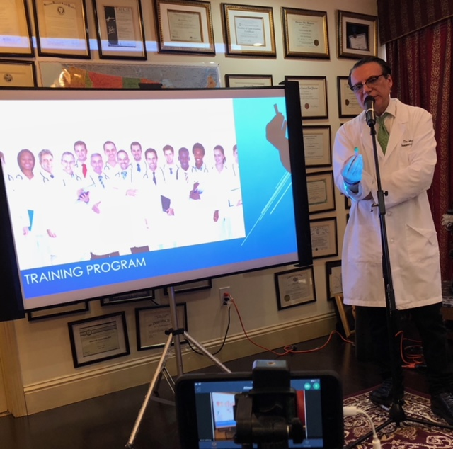 The First American Association of Stem Cell Physicians, to Discuss
