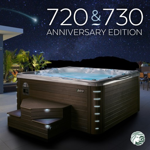 Beachcomber Hot Tubs® Unveils 39th Anniversary Edition Hot Tub Series