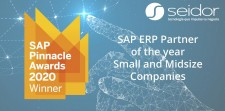 SAP Pinnacle Award 2020