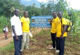 Members of the Volunteer Ministers team