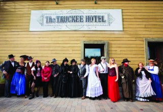 Truckee's Historic Haunted Tour