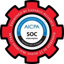 SOC 1, SOC 2, & SOC 3 audit services from Lazarus Alliance