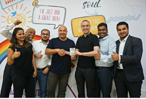 Be Unique Agency Voted Top Social Media Company in Dubai