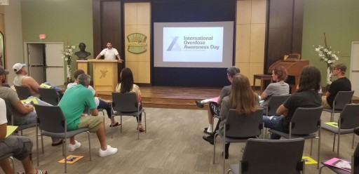Narconon Suncoast Celebrates International Overdose Awareness Day
