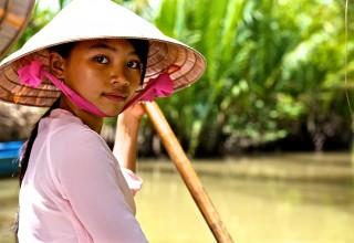 Vietnamese Woman 02