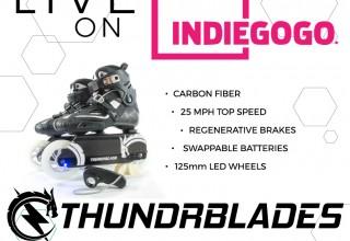 Thunderblade Live on IndieGoGo