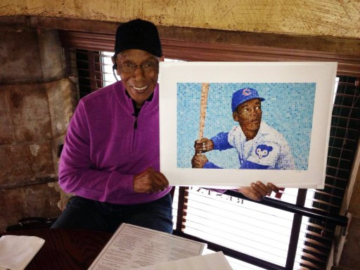 Cubs World Series Win Helps Artist Finish Painting