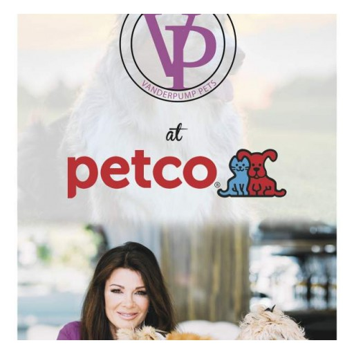 Lisa Vanderpump Appearing at New York and Los Angeles Petco Locations