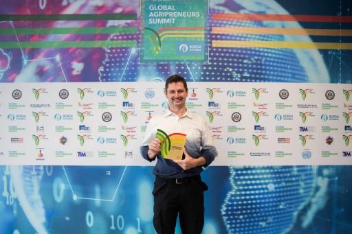Australia Wins Global 'Agrepreneur of the Year'