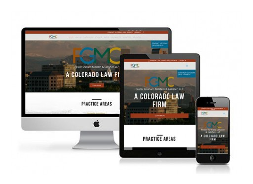 authenticWEB Launches New Site for Colorado Based Law Firm