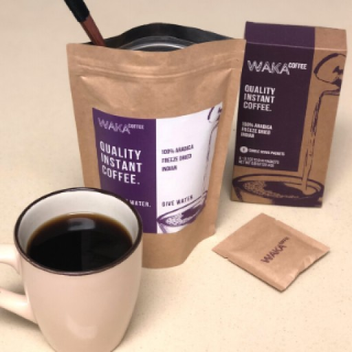 Waka Coffee Releases a New Line of Indian Instant Coffee Online