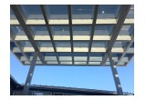Solar Glass Canopy