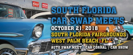 South Florida Car Swap Meets Returns Oct 21 West Palm Beach