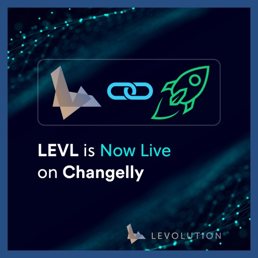 New Token Listing Alert: Levolution's LEVL Token is Officially Live on Changelly