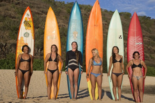 The First-Ever All-Women Big-Wave Surf Contest Comes to Waimea Bay for Red Bull Queen of the Bay