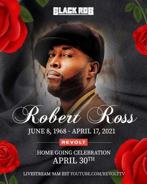 REVOLT Honors Black Rob With Livestreamed Celebration