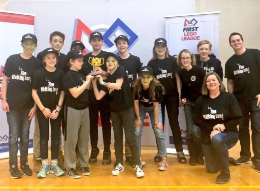 "Travel Bans Aren't Canadian Insists Toronto's Glen Ames Senior Public School's ""Walking Lead"" Robotics Club"