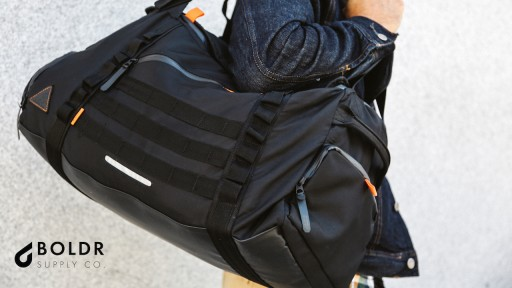 BOLDR Supply Company Launches the Rockpack Bags on Kickstarter