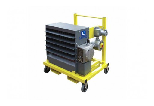 Larson Electronics Releases Portable Explosion Proof Heater, 3000W Fan Forced, 240V Single-Phase
