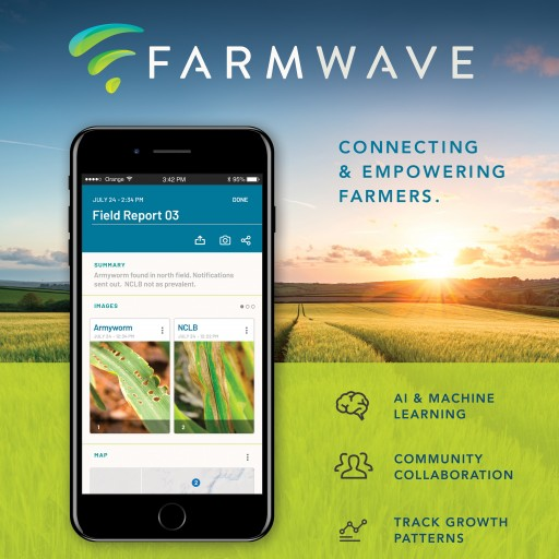FARMWAVE Selected for AgriNEST Business Accelerator