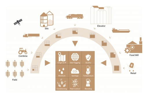 Centaur and IFT Propose Ways to Digitize the Grains & Cereals Supply Chain to Bring Safety and Traceability