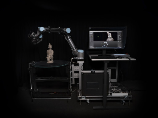 Fraunhofer IGD Develops Automated Robotic Arm to Scan Cultural Objects in 3D, Now Cooperating With Phase One