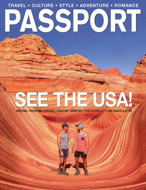 New PASSPORT Magazine Survey Shows LGBTQ Travelers Are Ready to Start Traveling Now