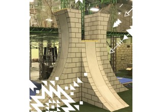 Warrior Gyms Warped Walls