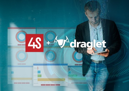 Blockchain and Cryptocurrency Software Provider draglet Integrates 4Stop's KYC and Anti-Fraud Technology